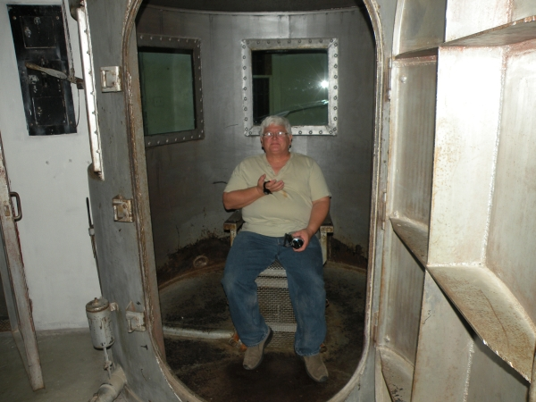 Death Row At Wyoming Frontier Prison Photograph by Jim West